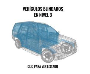 Nivel 3 | Vehículos blindados en México