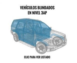 Nivel 3AP | Venta de autos blindados