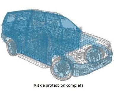 vehículos blindados en México