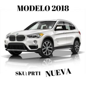 BMW X1 SDRIVE 20IA blindada