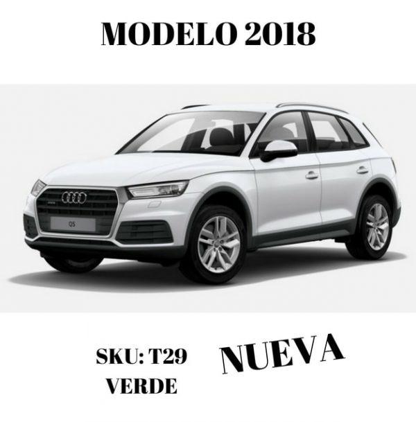 Camionetas Audi Q5 2.0 blindadas en venta